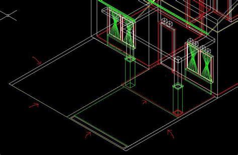 tutorial membuat gambar 3d dengan autocad rumah desain kataideku tutorial autocad 3d membuat