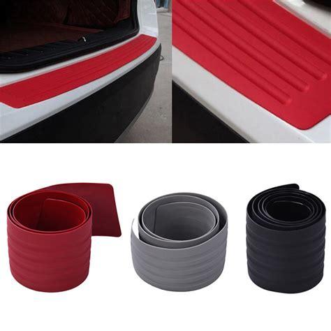 Door Sill Guard Car Suv Bumper Protector Trim Cover Protective St 1 ᗕ1pcs car styling 169 door door sill guard car suv rear