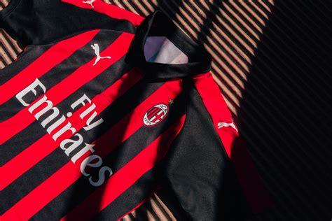 Ac Milan 19 ac milan 2018 19 home kit 18 19 kits football
