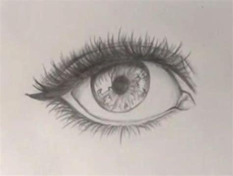 dibujos realistas y faciles c 243 mo dibujar un ojo realista uncomo