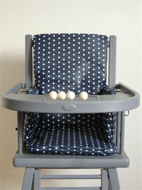 coussin pour chaise haute combelle coussin de chaise haute demeure des anges