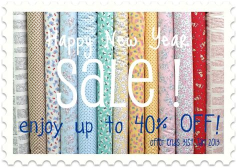 Quilting Fabric Sale messyjesse a quilt by fincham happy new year sale