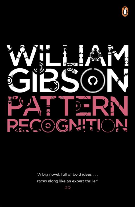 pattern recognition book summary tipping my fedora enjoying mystery crime and suspense