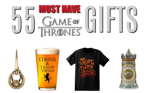 gifts for game of thrones fans the ultimate game of thrones gift guide for the ultimate fan