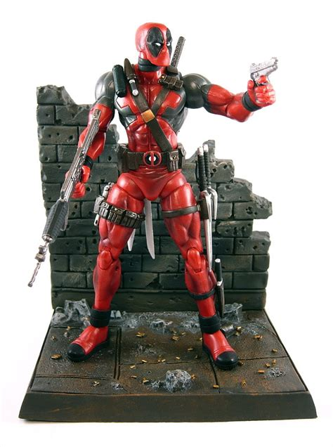 deadpool toys marvel select deadpool project collectibles figures durban south africa