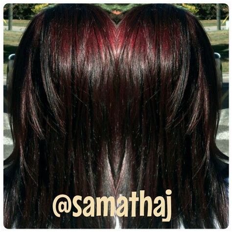 cherry coca cola hair color cherry coca cola brown hair color dark brown hairs the 25