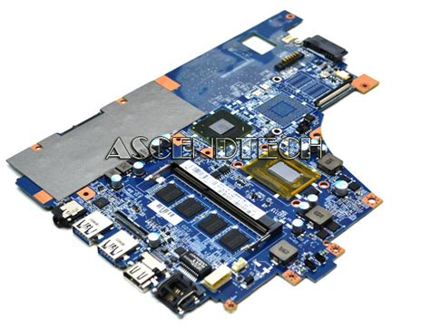 Motherboard Sony Svf14a Intel I5 3337u 1 8ghz A1946131a Da0gd5mb8e0 sony vaio svf14a intel i5 3337u cpu laptop motherboard