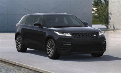 range rover velar black land rover range rover velar r dynamic s d240 black