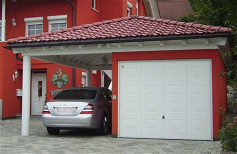 garage carport kombination preise fertiggarage mit carport my