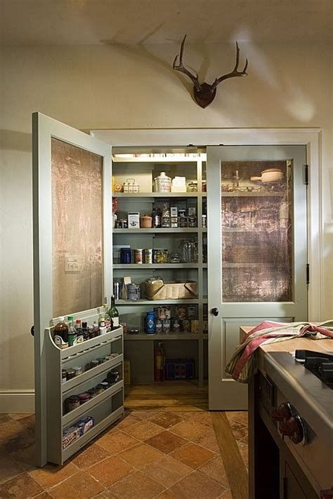 Why A Cool Pantry Door Is The Secret Ingredient To A Cool