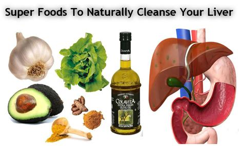 Top Five Foods That Detox Your by Top 10 Foods That Help Naturally Cleanse Your Liver