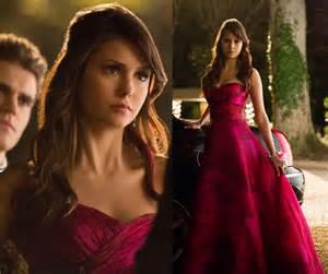 Dress on the vampire diaries nina dobrev clothes and wardrobe from