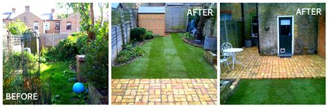 small backyard ideas before after before after 2 backyard garden ideas before and after the modern front yard take