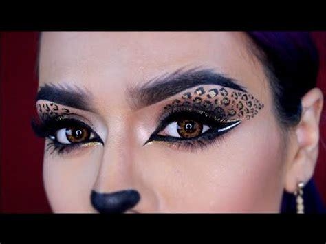 imagenes maquillaje ojos de gata leopardo maquillaje gatita sexy cat eyes halloween lolo