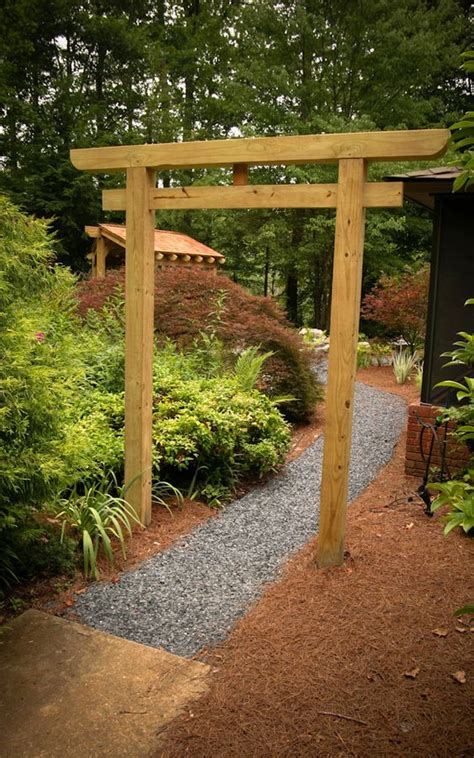 Japanese Garden Arch Plans Top 30 Japanese Archway Designs 17 Best Images About