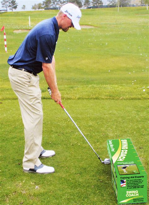 swing coach pro in a box golf tips magazine