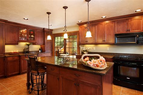 Images Of Kitchen Ideas by Grand Vintage Kitchen Remodeling With Low Ceiling Design