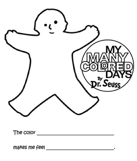 My Many Colored Days Coloring Pages my many colored days the color coloring home