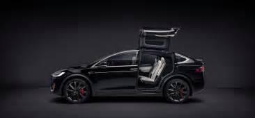 Tesla On Model X Tesla