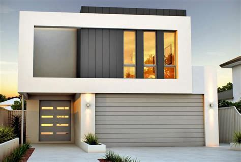 10m frontage house designs narrow lot houses perth 10m designs renowned