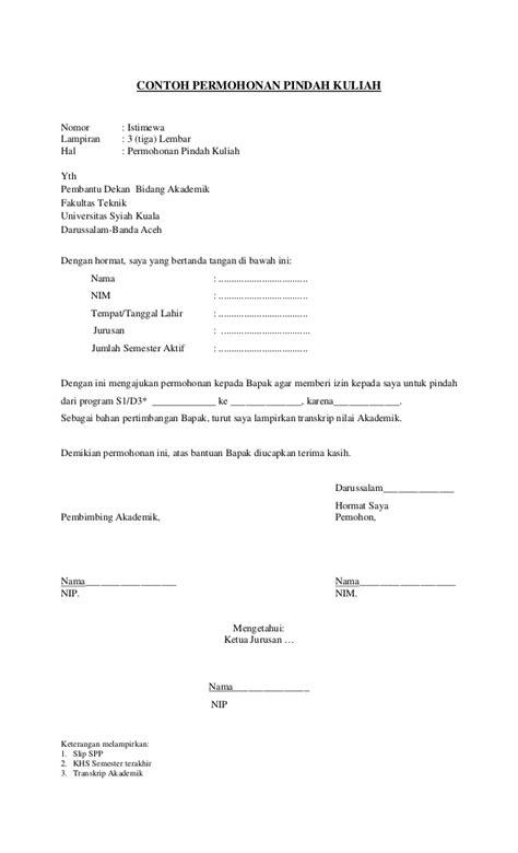 contoh surat untuk gubernur dari mahasiswa 28 images zanie s