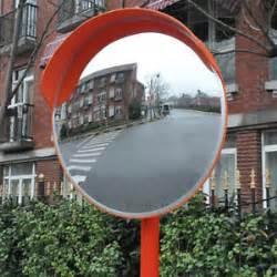Blind Spot Mirror For Driveway Driveway Blind Spot Road Driveway Traffic Bracket Convex