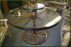 Wagon Wheel Coffee Table When Harry Met Sally 1000 Images About Wagon Wheel Tables On Pinterest Wagon Wheels Wagon Wheel Table And Coffee