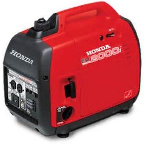 honda eu2000 generator series