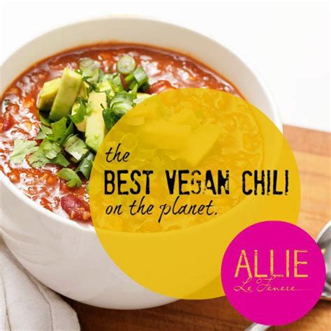 best chili recipe in the world the best vegan chili in the world fabweb