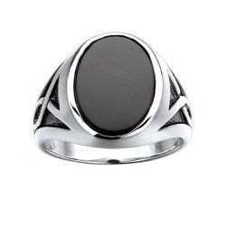 Cincin Black Onix Size 8 25 best ideas about mens onyx rings on silver