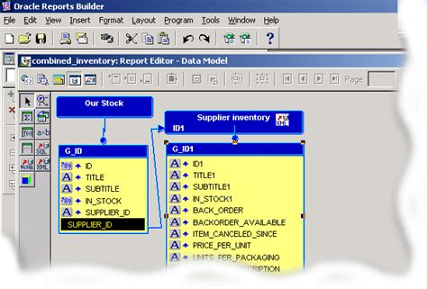 tutorial oracle report builder 10g oracleas reports services and xml
