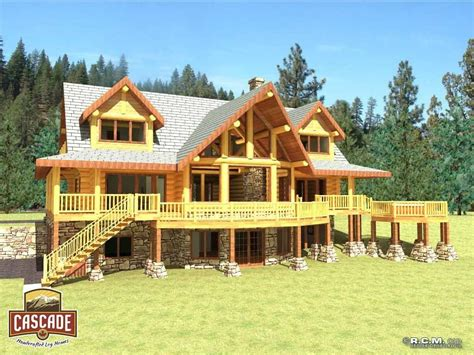 5000 log cabin log home floor plans 3000 5000 sq ft logs log cabins