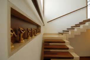 Apartment Stairs Design Unique Stairs Bangalore Duplex Apartment By Zz Architects Image High Resolution Images