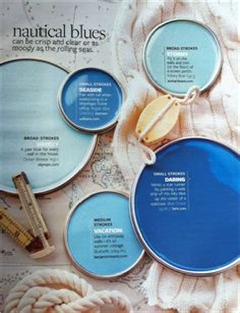 1000 ideas about nautical paint colors on coastal paint colors nautical colors and