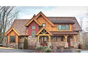 mountainside home plans mountain rustic plan 2 379 square 3 bedrooms 2 5 bathrooms 8504 00009