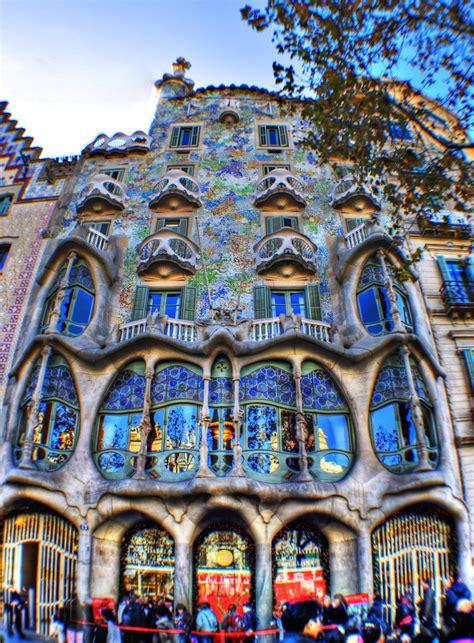 dom batlo casa batllo barcelona attractions