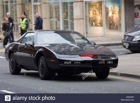 Kitt Auto by 15 November 2012 Manchester David Hasselhoff And The Kitt