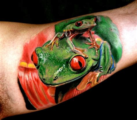 frogman tattoo frog tattoos tattoosphoto