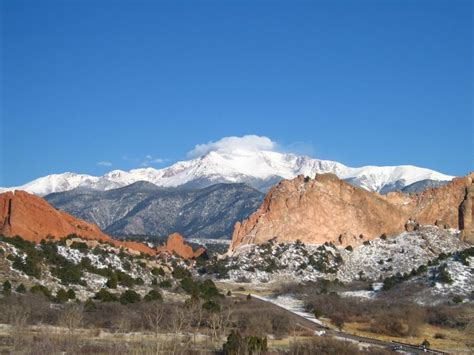 Pikes Peak Gardens by Garden Of The Gods Photo Gallery