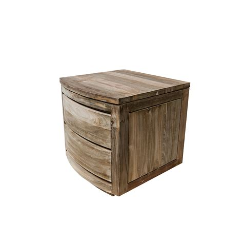 reclaimed wood bedside table curved bedside table reclaimed wood matching pieces
