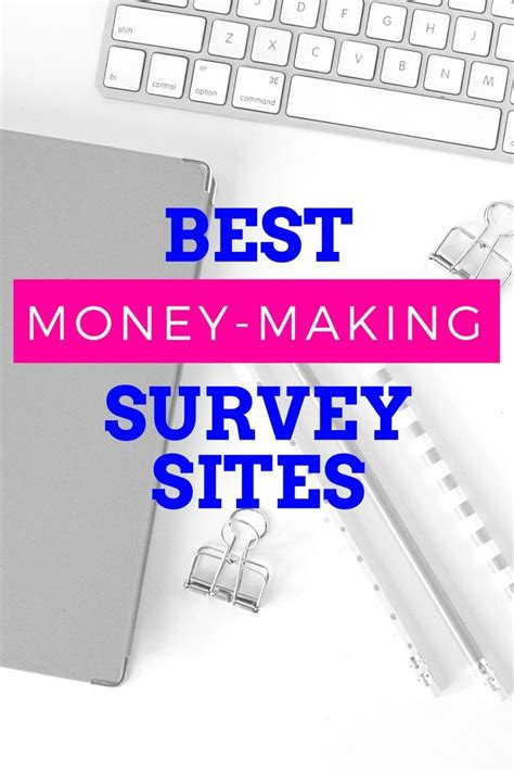Best Online Money Making Survey Sites - 1403 best images about a penny saved is a penny to spend somewhere else on pinterest