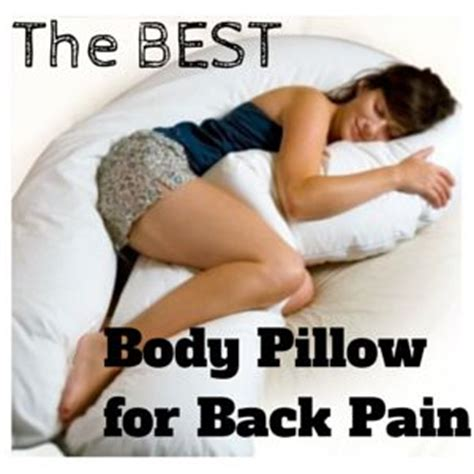 the only 3 worth your money pillows for back