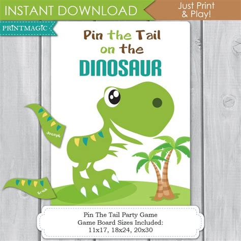 pin the on the dinosaur template 25 best ideas about dinosaur on