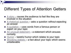 Attention Getters For Essays Exles by Attention Getters For Essay Papers Hubpages