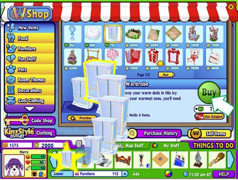 the new wshop is open for business wkn webkinz newz