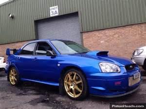 Subaru For Sale Used 2005 Subaru Impreza Sti For Sale In Lancashire