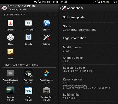 how to update xperia p lt22i to ice cream sandwich and install sony xperia p manual update