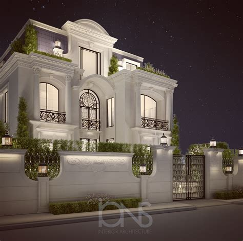 Home Design In Qatar by Private Residence Design Doha Qatar By Ions Design