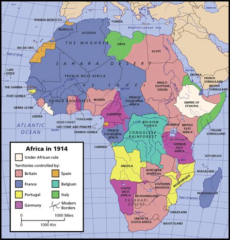 africa map 1914 on the 100th anniversary of world war i the choices