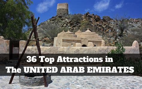 best attractions in 36 top attractions in uae you should visit adewale adelani